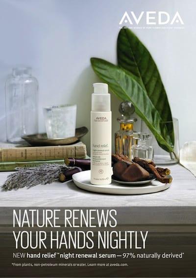aveda products for hands zinke hair studio