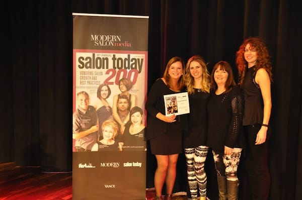 zinke hair studio at serious business top 200