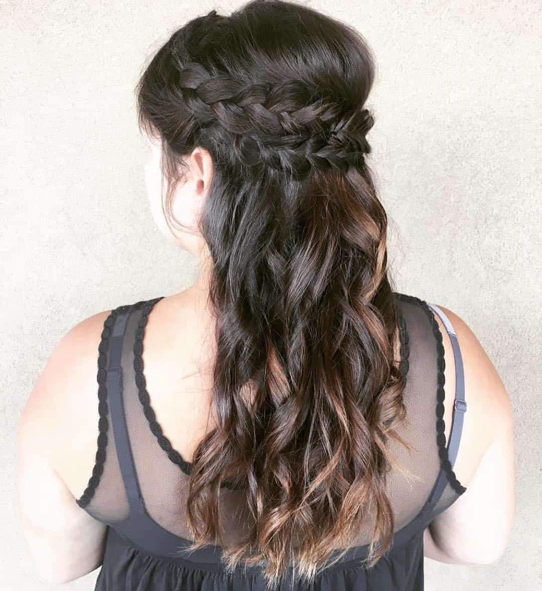 bridal hair services from Aveda salon in Boulder, CO