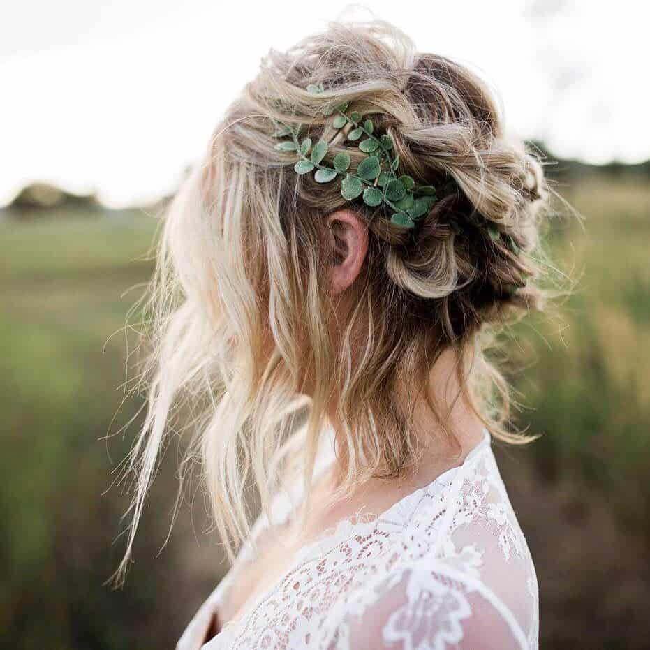 Aveda wedding hair and makeup in Boulder, CO