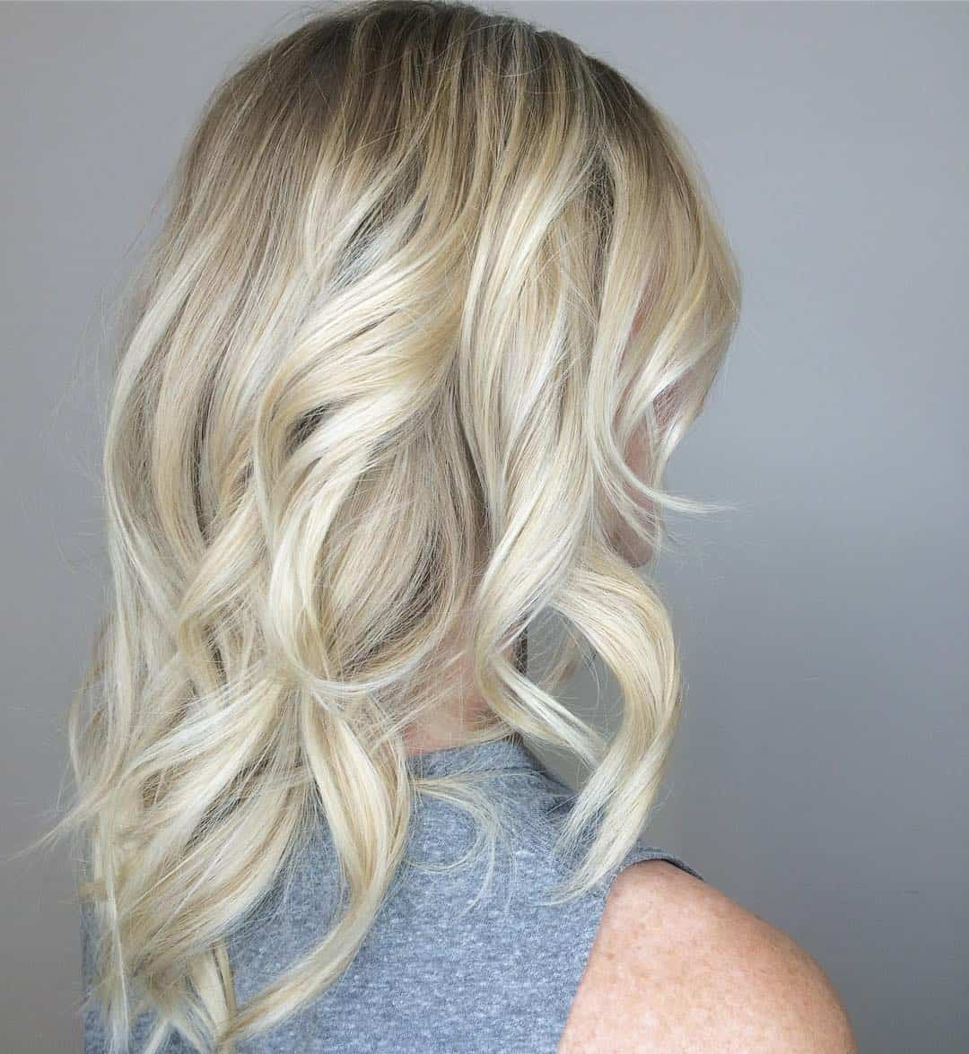 blonde hair color by zinke hair studio in Boulder, CO