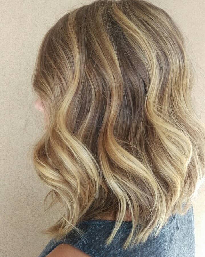 balayage hair color, women's balayage