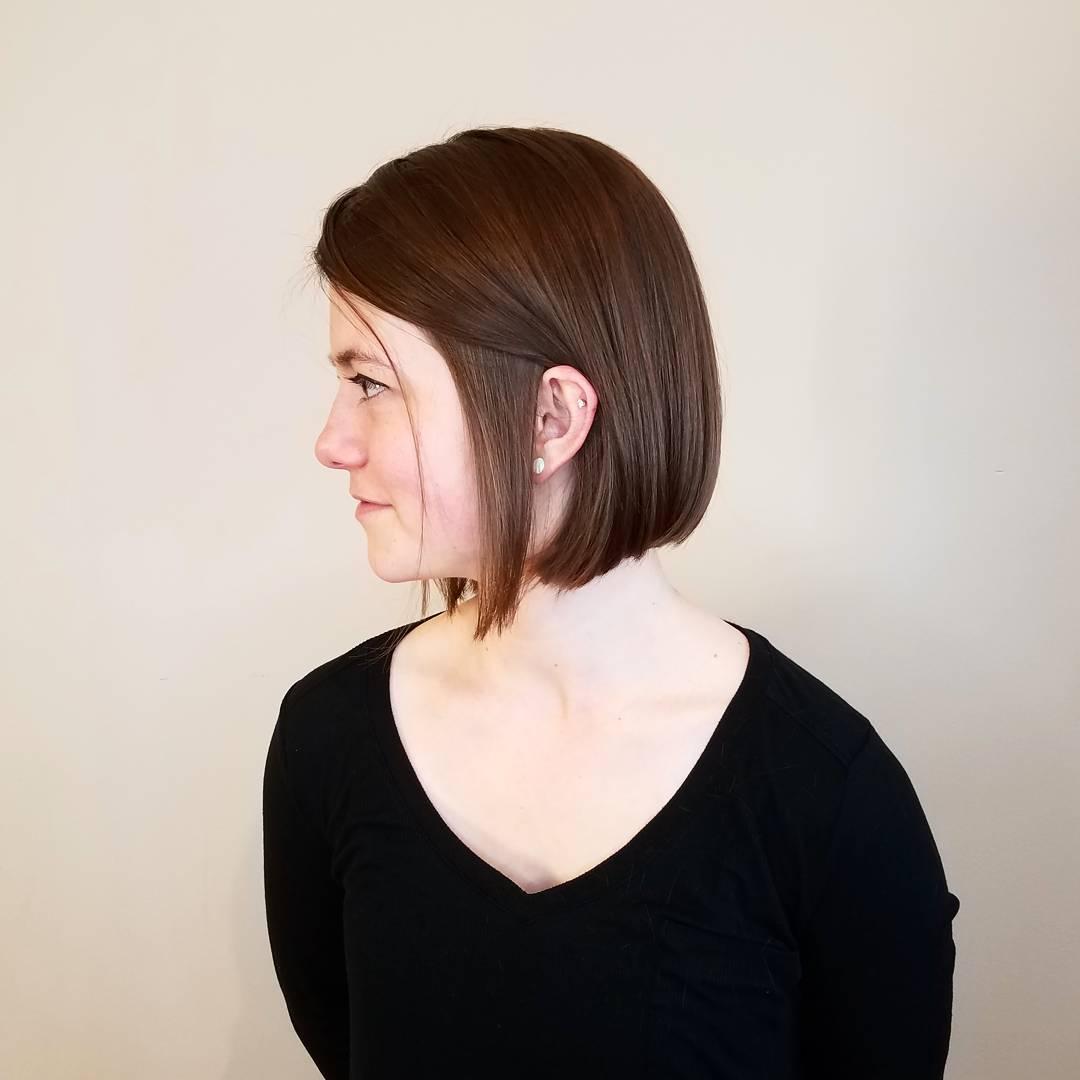 women's short hair style - Zinke Hair Studio