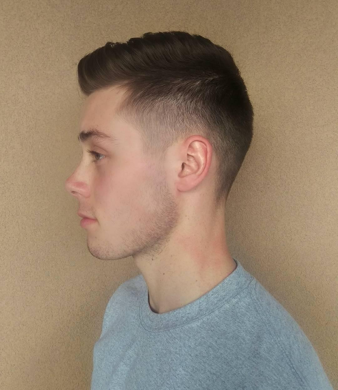 hair cuts for men, mens hair cut by Zinke Hair Studio