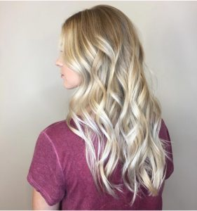 aveda color blonde