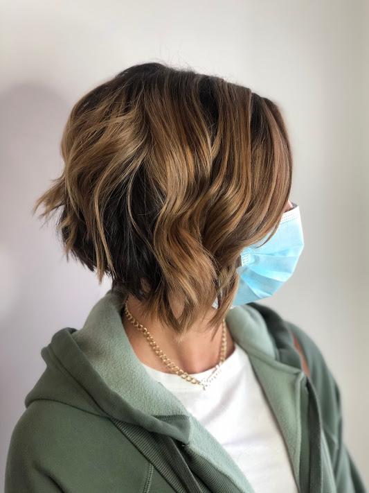 aline bob haircut